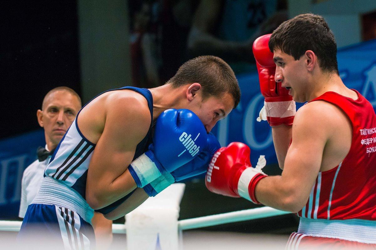 В СК «Север» начались бои в рамках чемпионата СФО по боксу