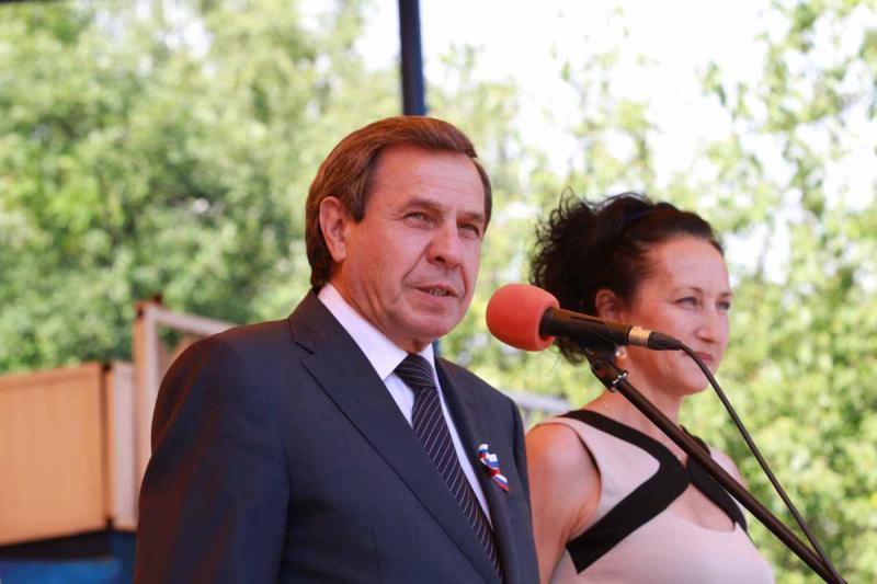 День Государственного флага РФ в Новосибирске