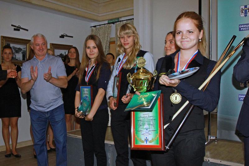 Кубок Губернатора Новосибирской области «Динамичная пирамида»