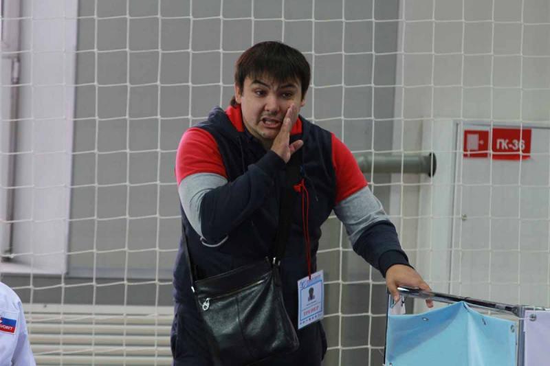 Турнир по каратэ Кубок маршала Покрышкина