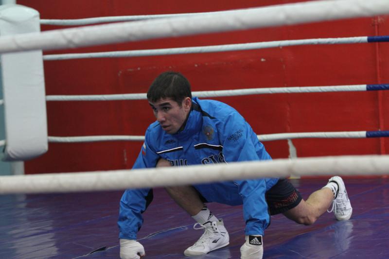 Открытая тренировка перед матчами APB