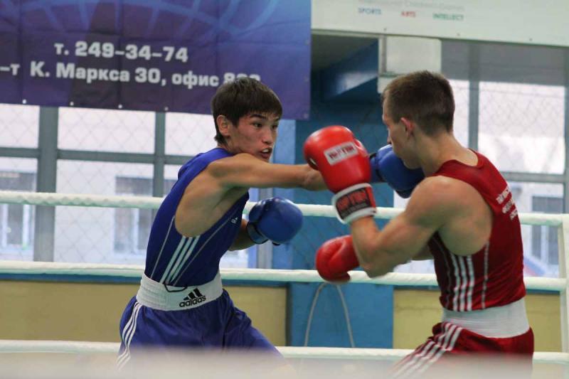 Открытие Всероссийского турнира по боксу памяти Д. Панова