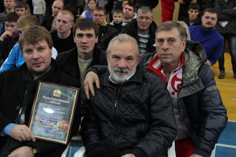Всероссийский турнир памяти Д. Панова. Финалы
