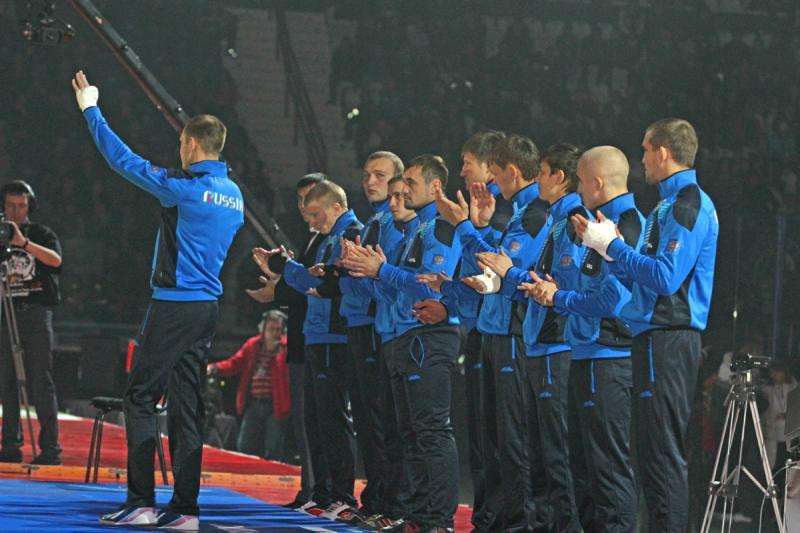 Всероссийский турнир «Кубок дружбы» - встреча сборных Сибири и Северного кавказа