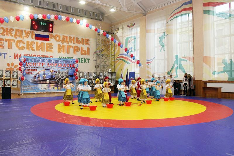 Турнир по греко-римской борьбе «Центр Державы»