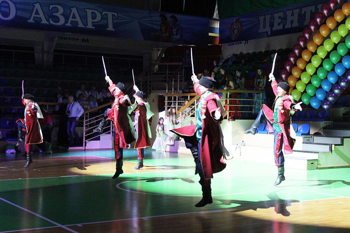 IX Гимнастрада города Новосибирска