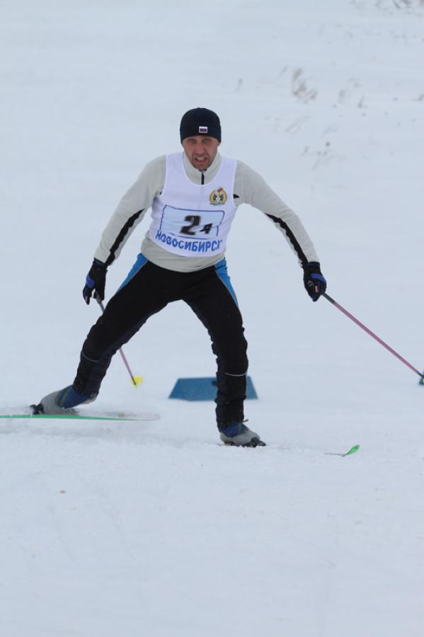 Открытие зимнего спортивного сезона по лыжным гонкам