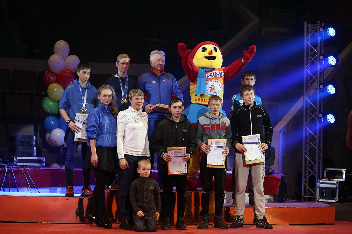 Кубок Богалий - 2015: соревнования и закрытие в цирке