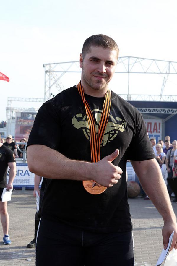 Турнир по силовому многоборью «Кубок Победы – 2015»