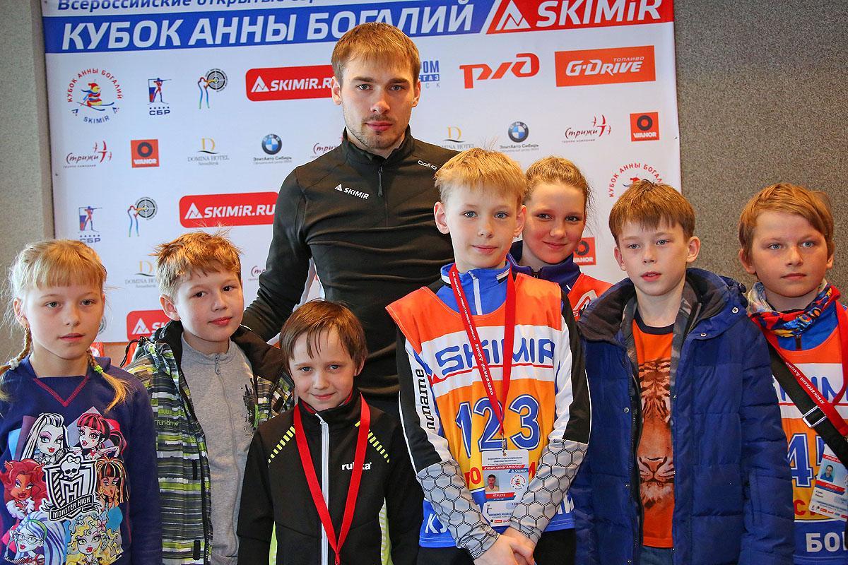 Мастер-класс А. Шипулина