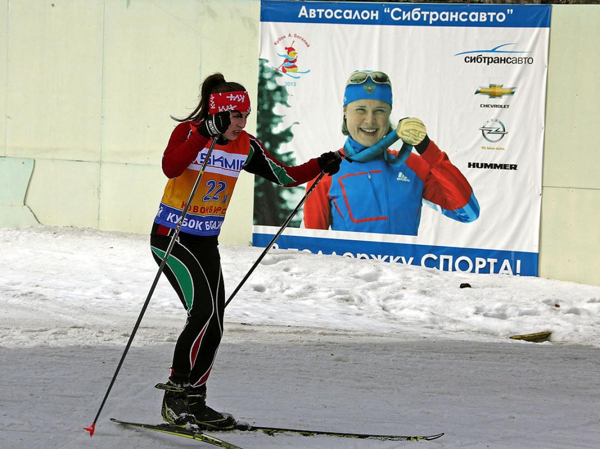 Кубок Анны Богалий. Гонка преследования и эстафета