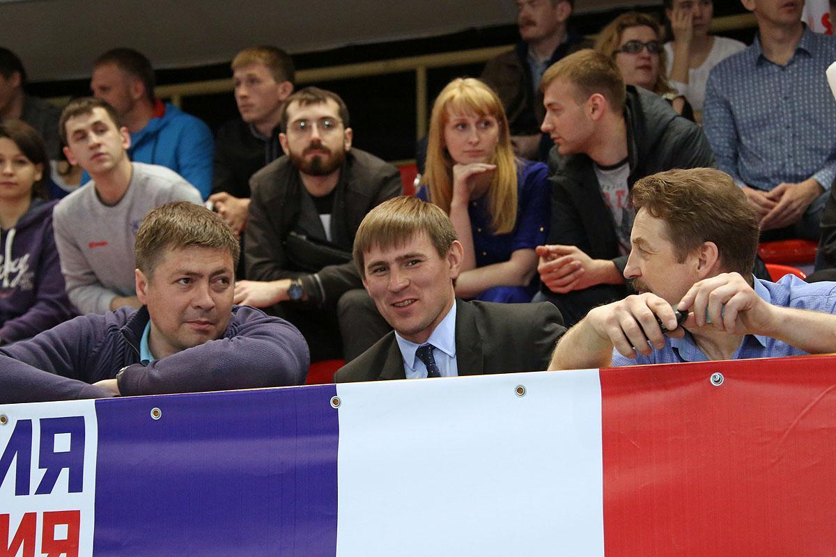 Матч Россия - Франция