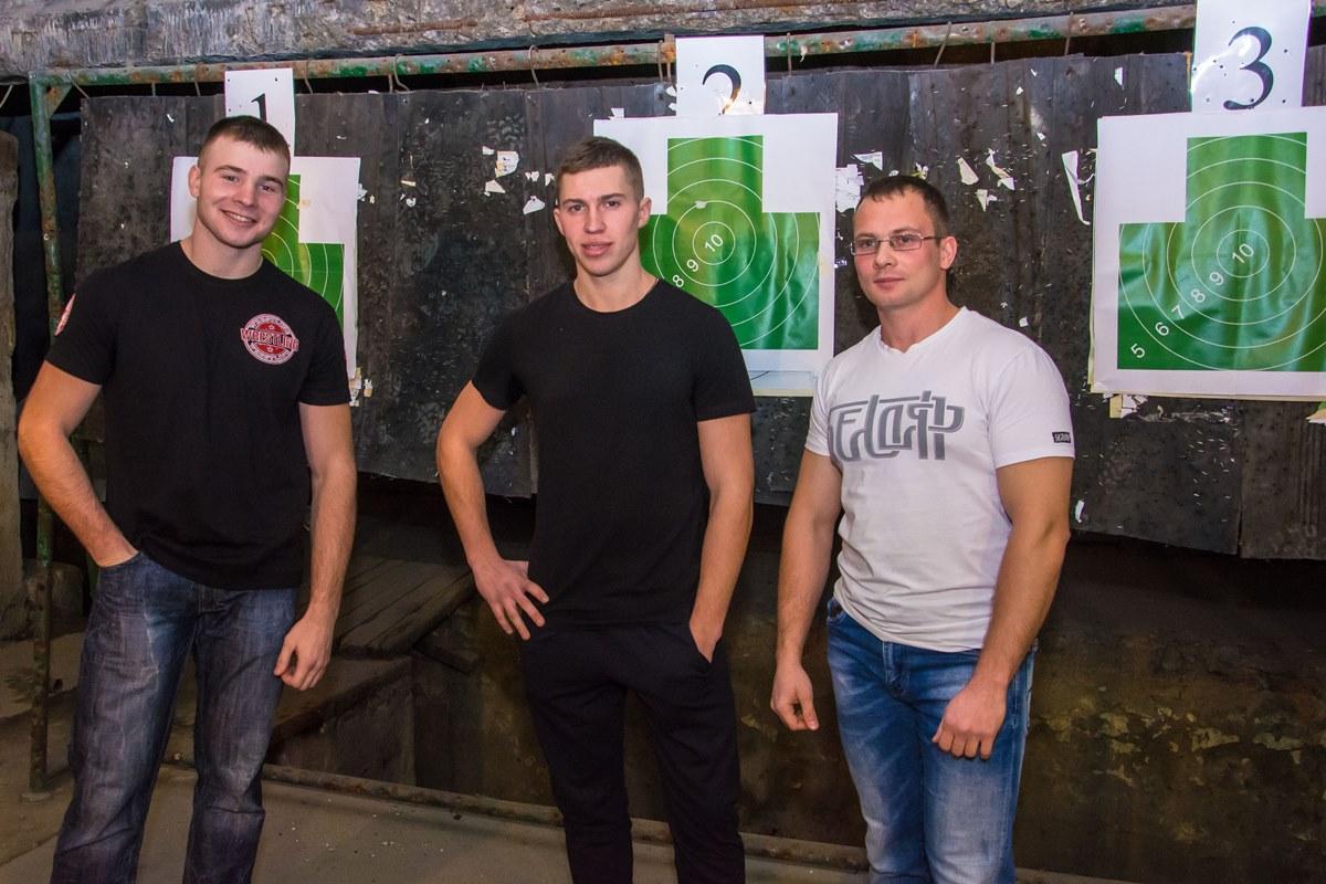 «Спортивный дуэт-2017». Армия