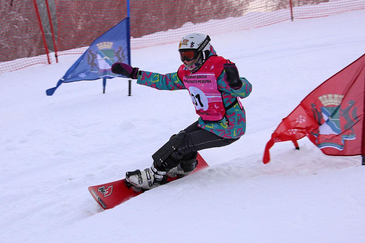 Всероссийские соревнования памяти Полины Петроченко