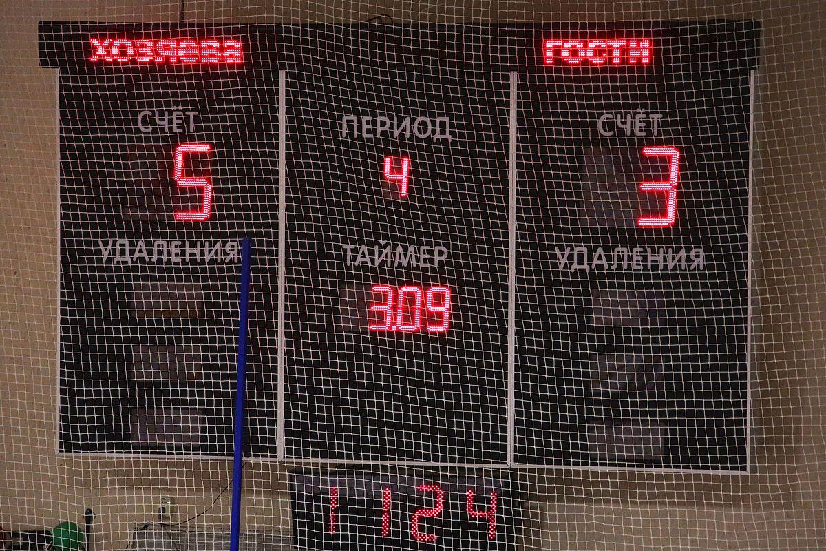 Золотая шайба-2018. Советский-Калининский
