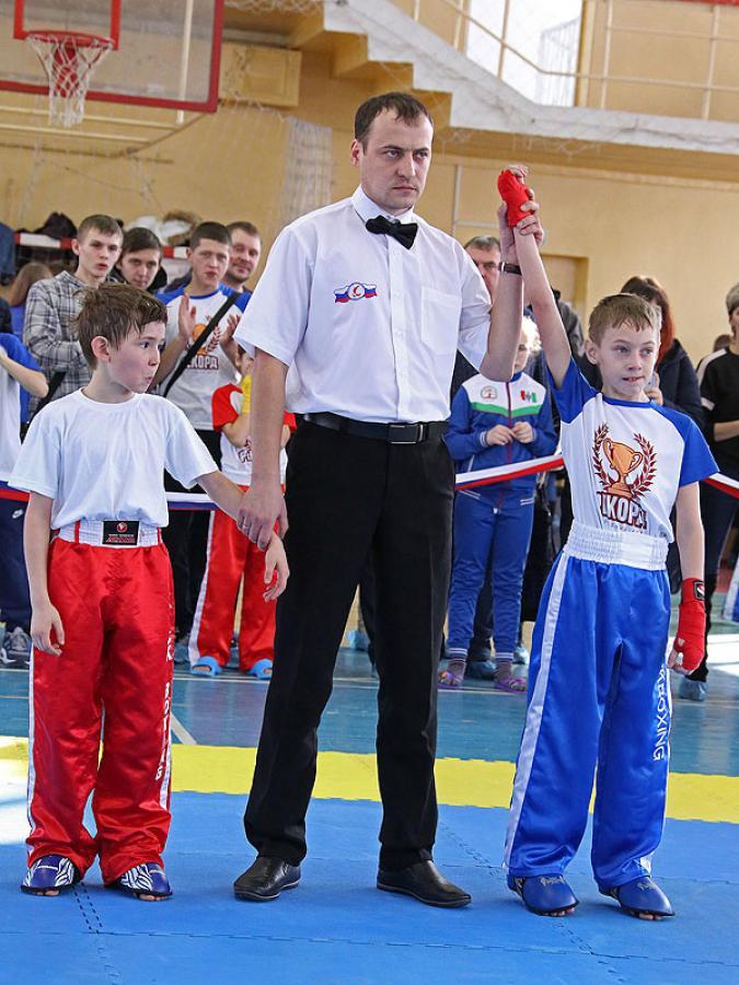 I Городской турнир по кикбоксингу «Надежды Сибири»
