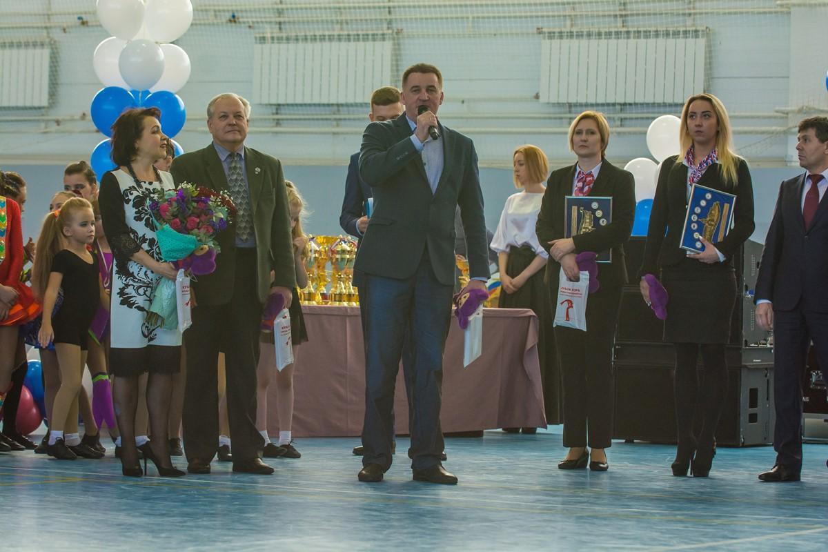 Кубок мэра по акробатическому рок-н-роллу