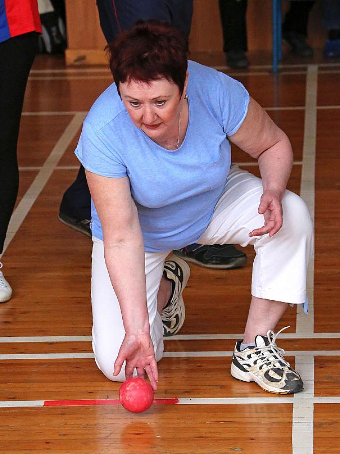 Через спорт - к активному долголетию. МУЛЬТИСПОРТ