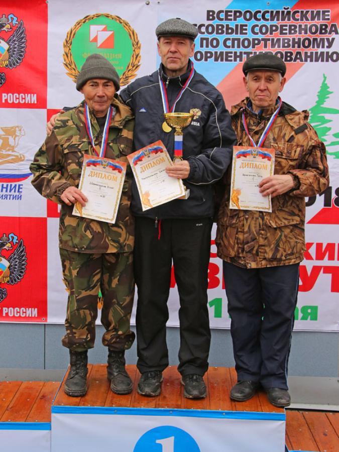 Соревнования «Российский Азимут»