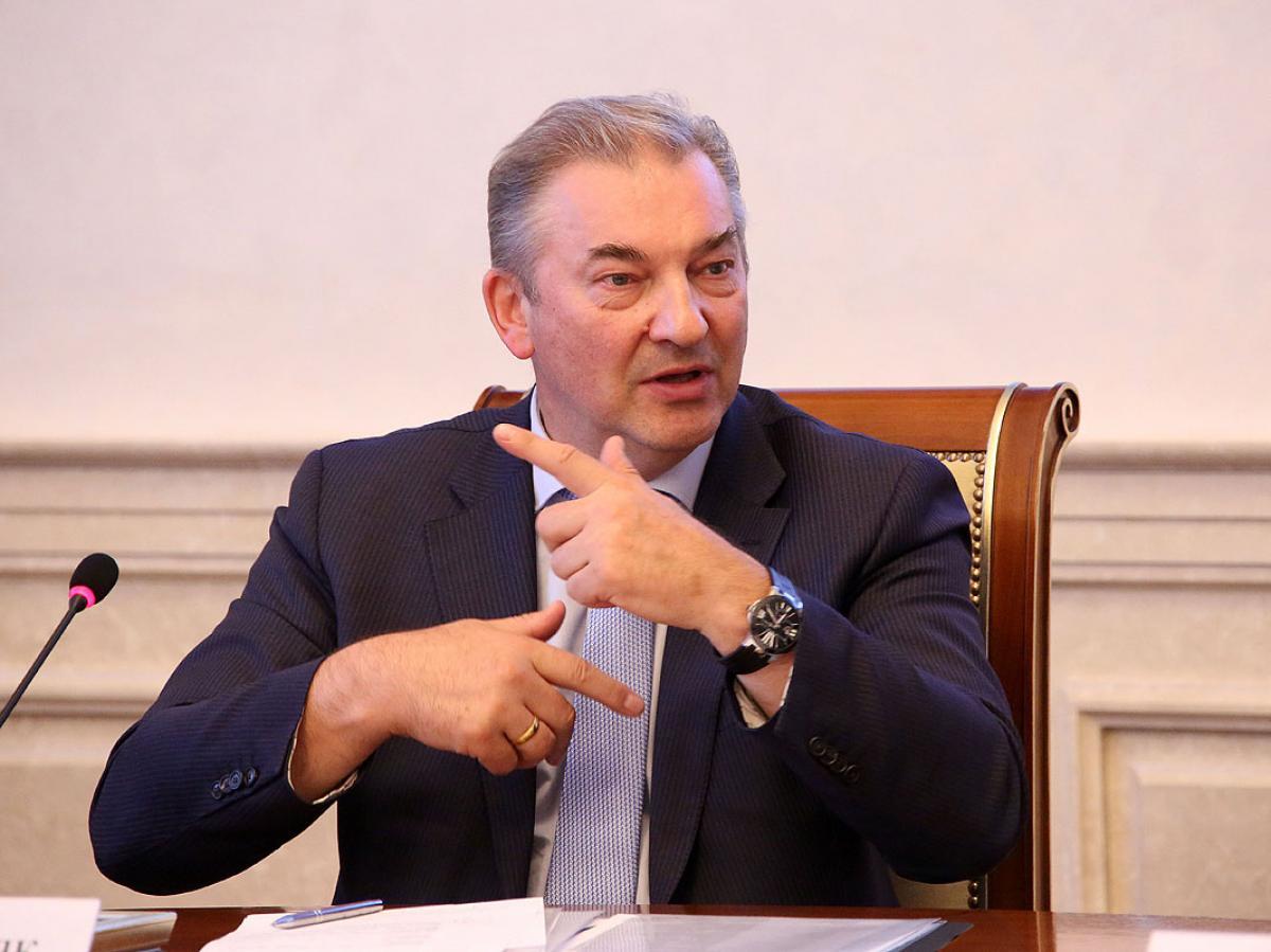 Владислав Третьяк в Новосибирске