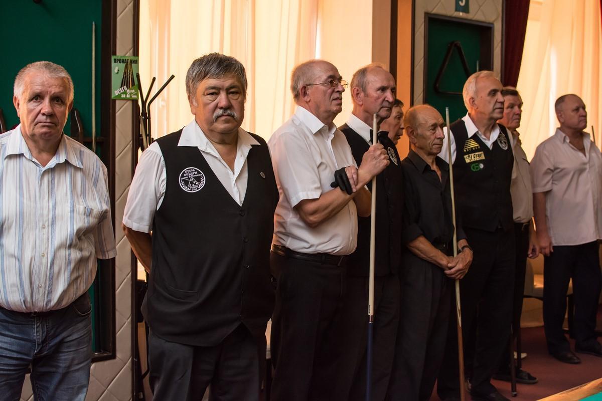 Турнир памяти ветерана Михаила Кабина