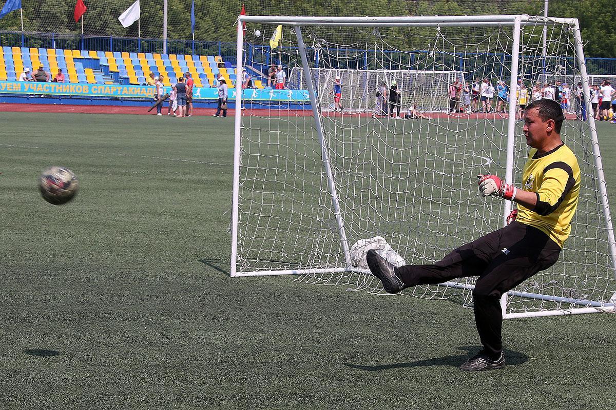 Спортивный фестиваль ГУФСИН