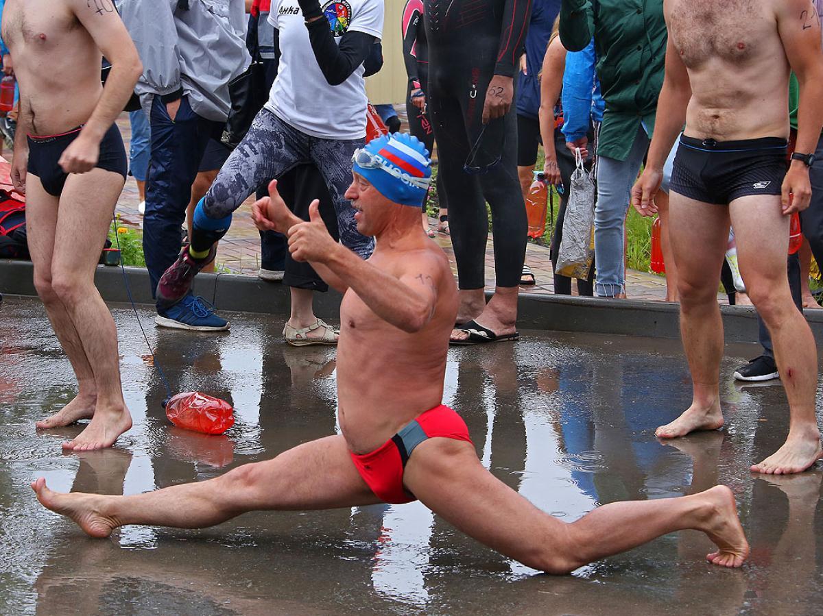 Фестиваль здорового образа жизни «Сибирская волна»