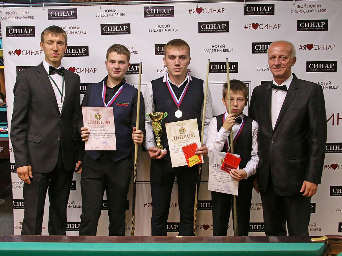 Чемпионат города Новосибирска