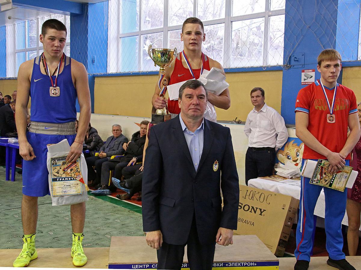 Всероссийские соревнования класса «А» памяти МС СССР Дмитрия Панова