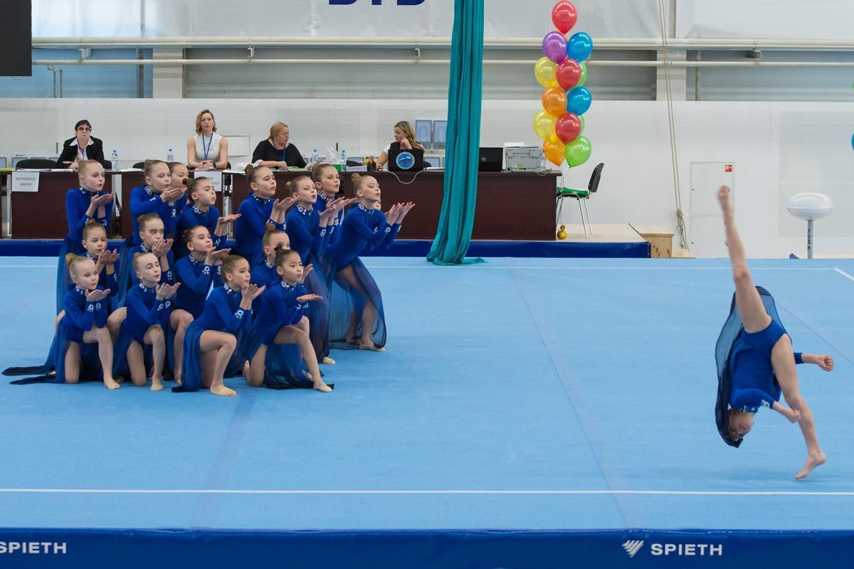 Чемпионат и первенство Сибирского федерального округа по спортивной акробатике