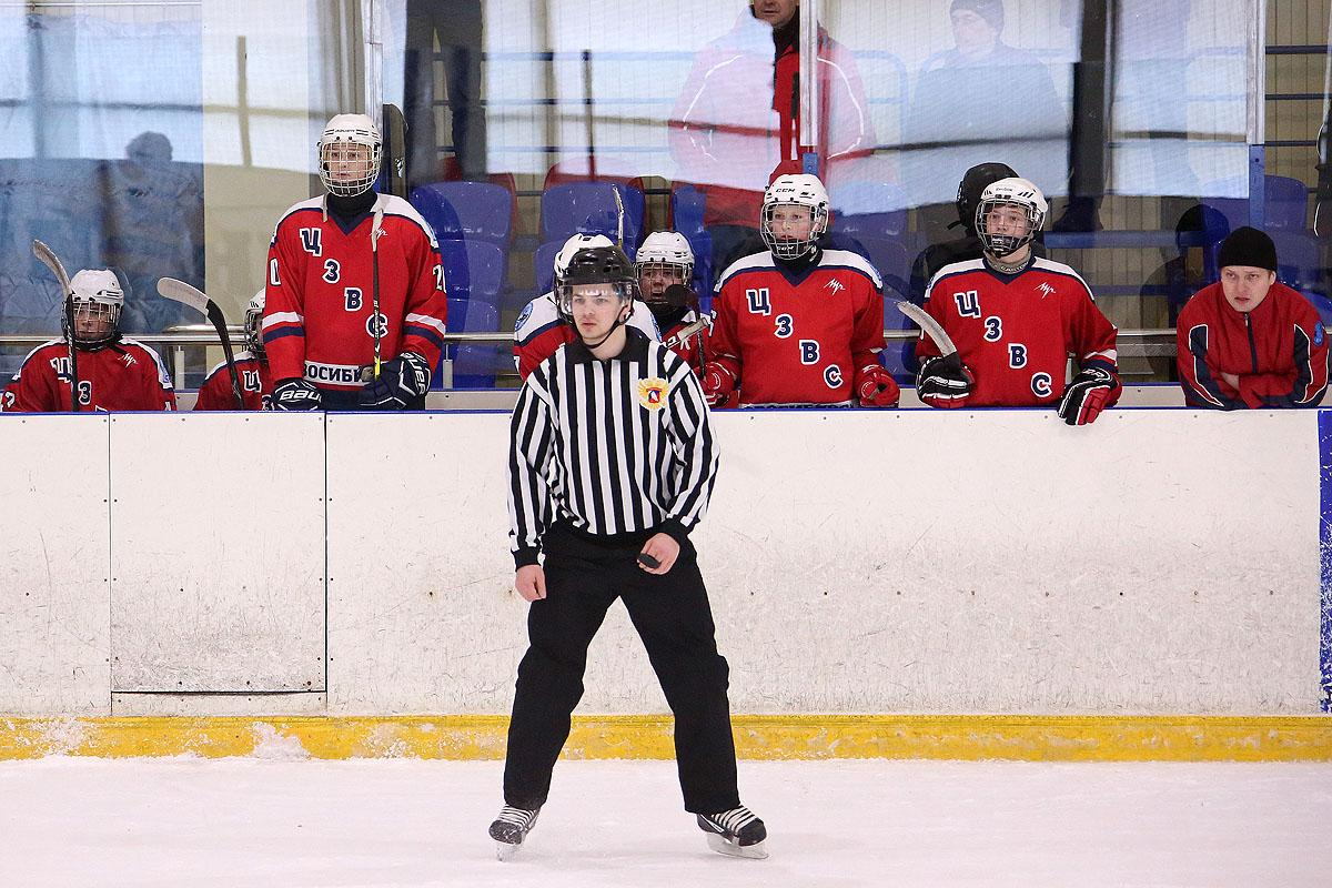 XXVII Зимняя спартакиада города Новосибирска: хоккей