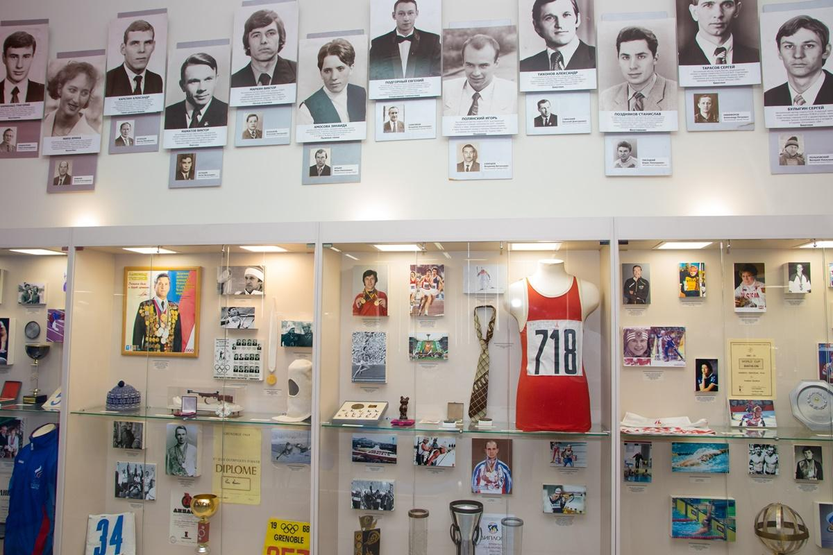 Презентация буклета «Победители и призеры Олимпийских игр - НСО»
