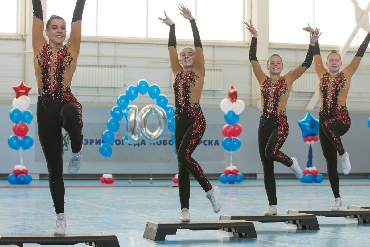 Юбилей 10 лет спортивной школы «Энергия»