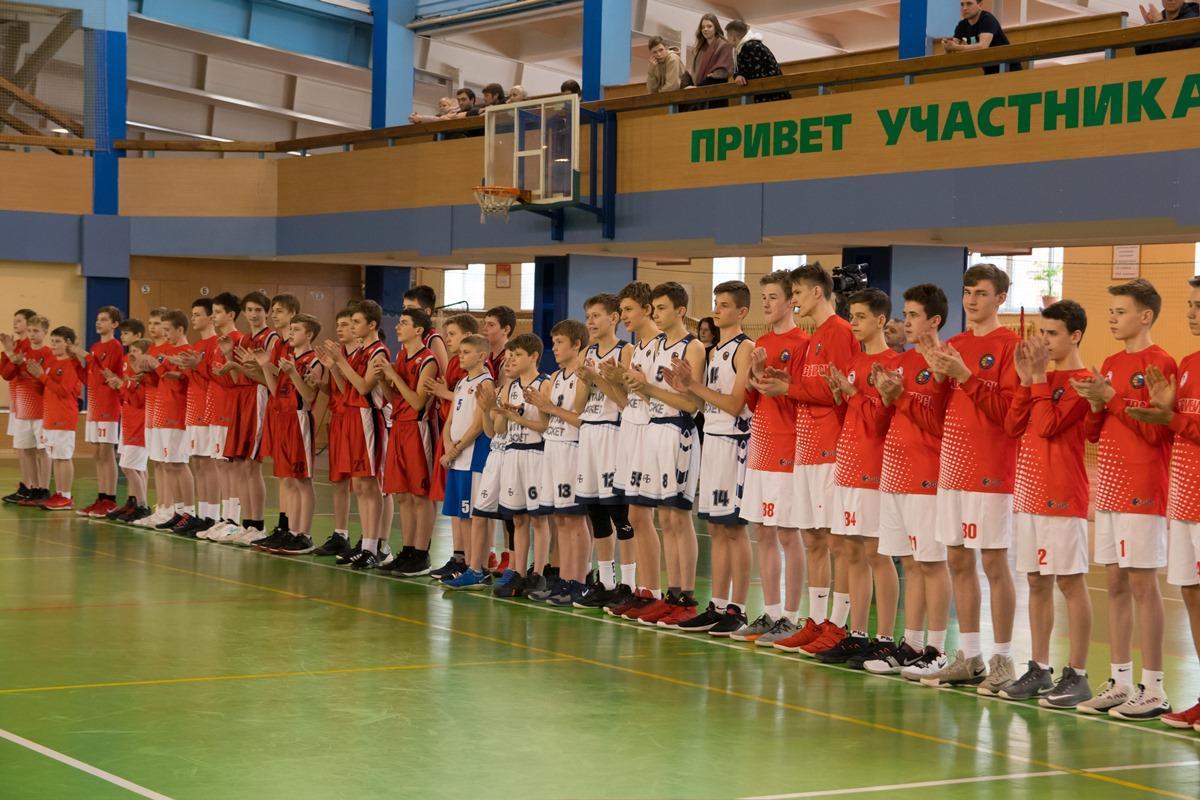 Турнир памяти Валентина Гераськова