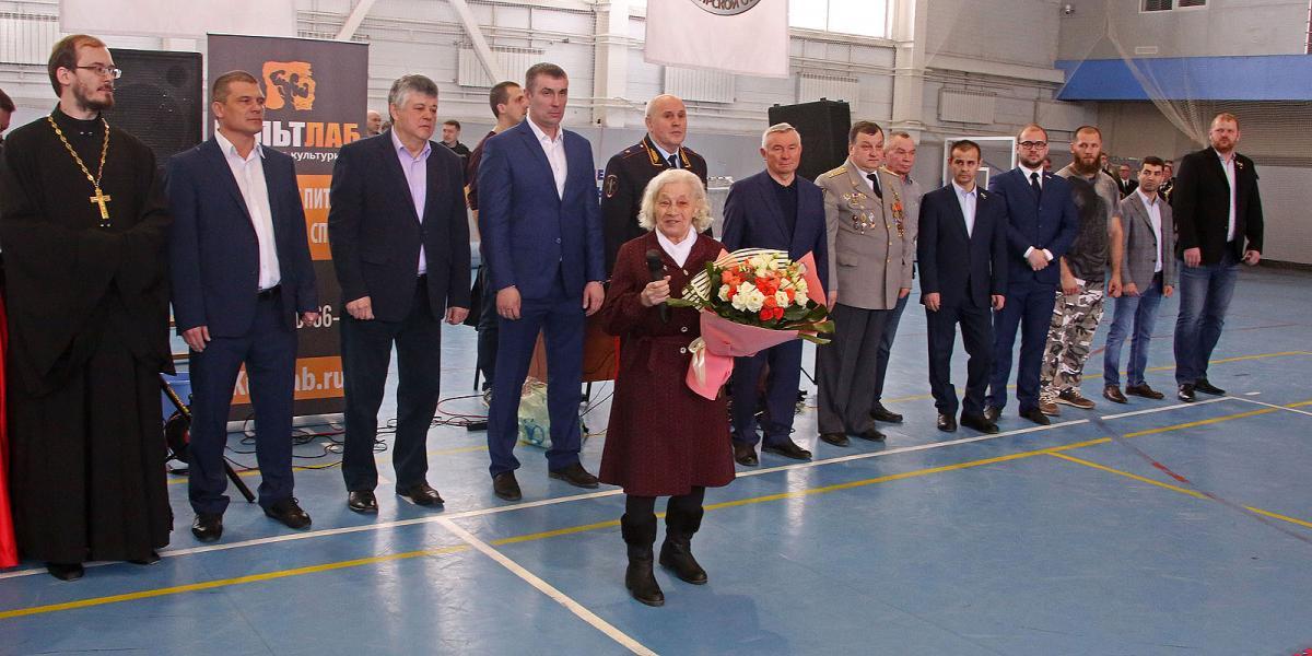 Кубок Новосибирска по кикбоксингу памяти подполковника милиции Ю.С. Климова