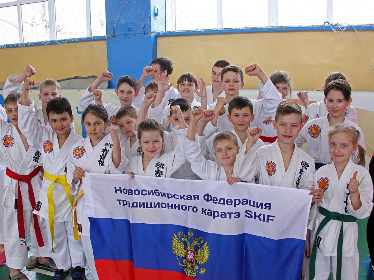 Чемпионат и первенство Новосибирска по всестилевому каратэ