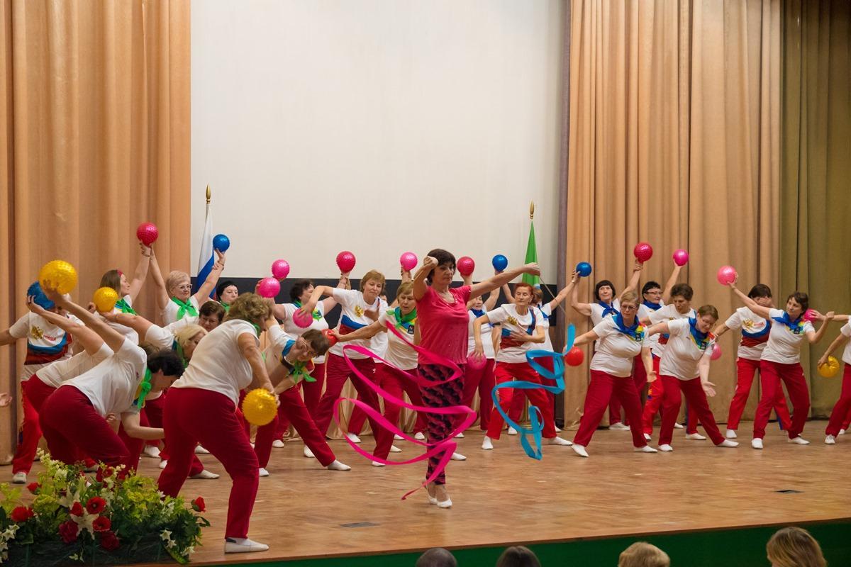 Фестиваль спорта «Здоровая молодость 3-го поколения»