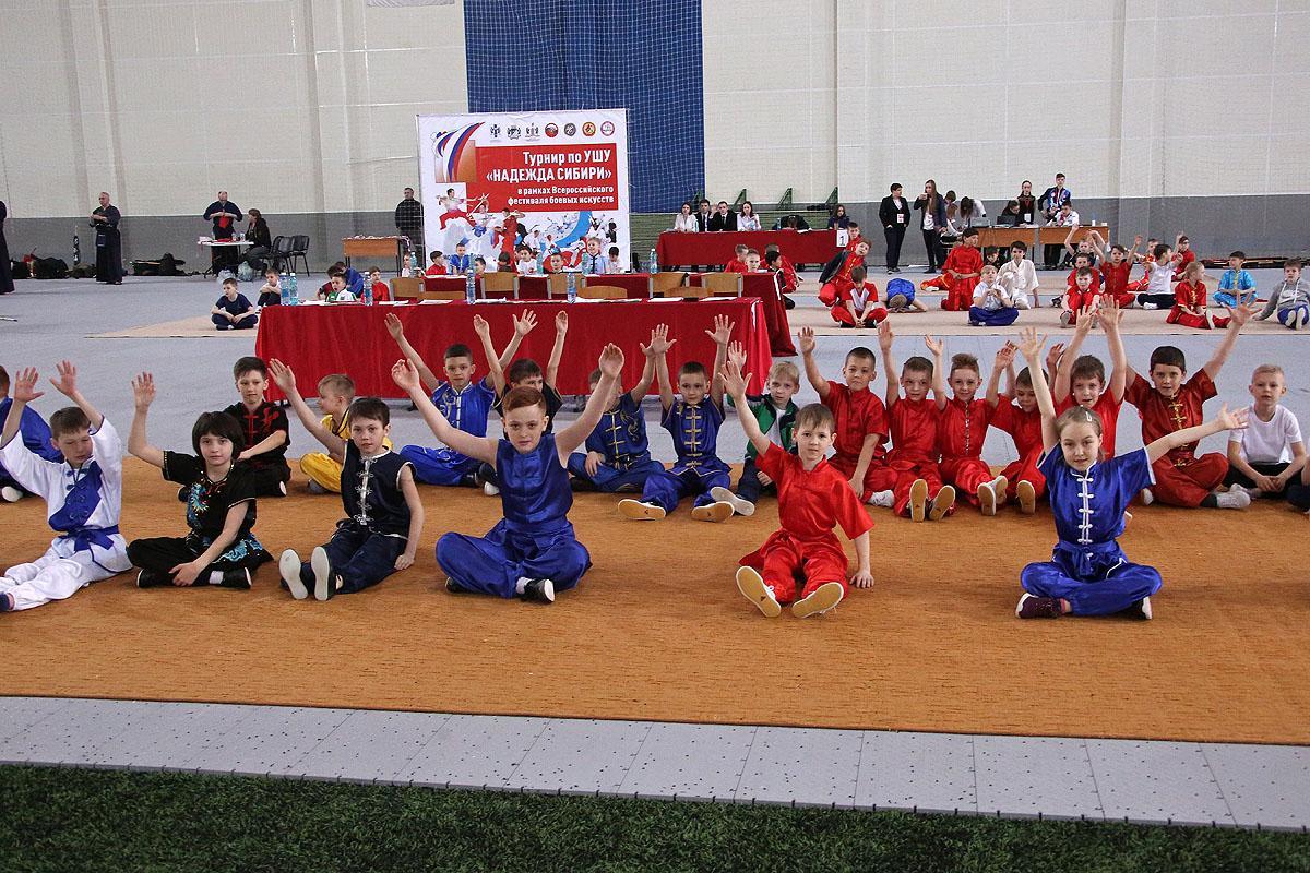 XIV всероссийский фестиваль боевых искусств
