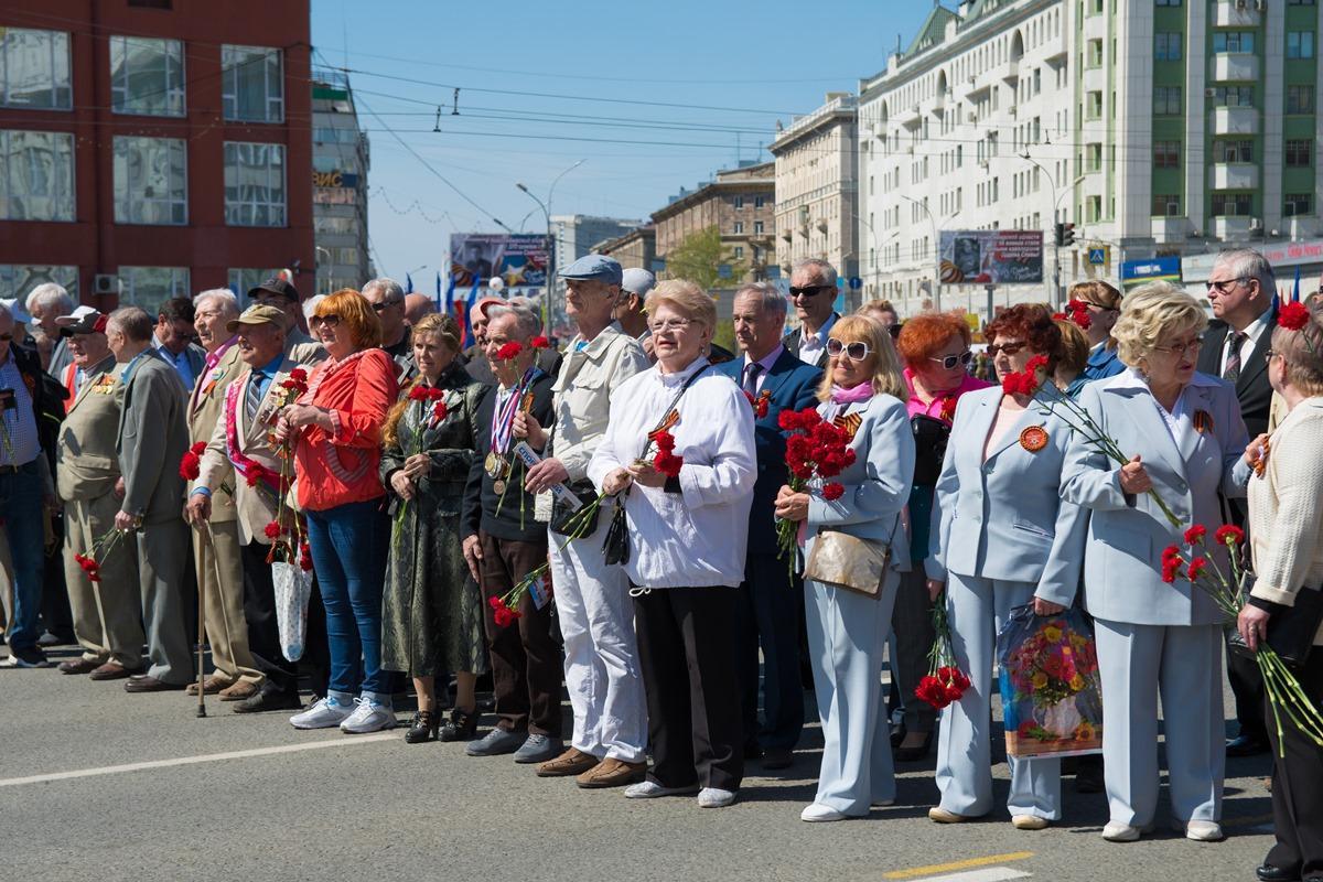 73-я эстафета памяти А.И.Покрышкина