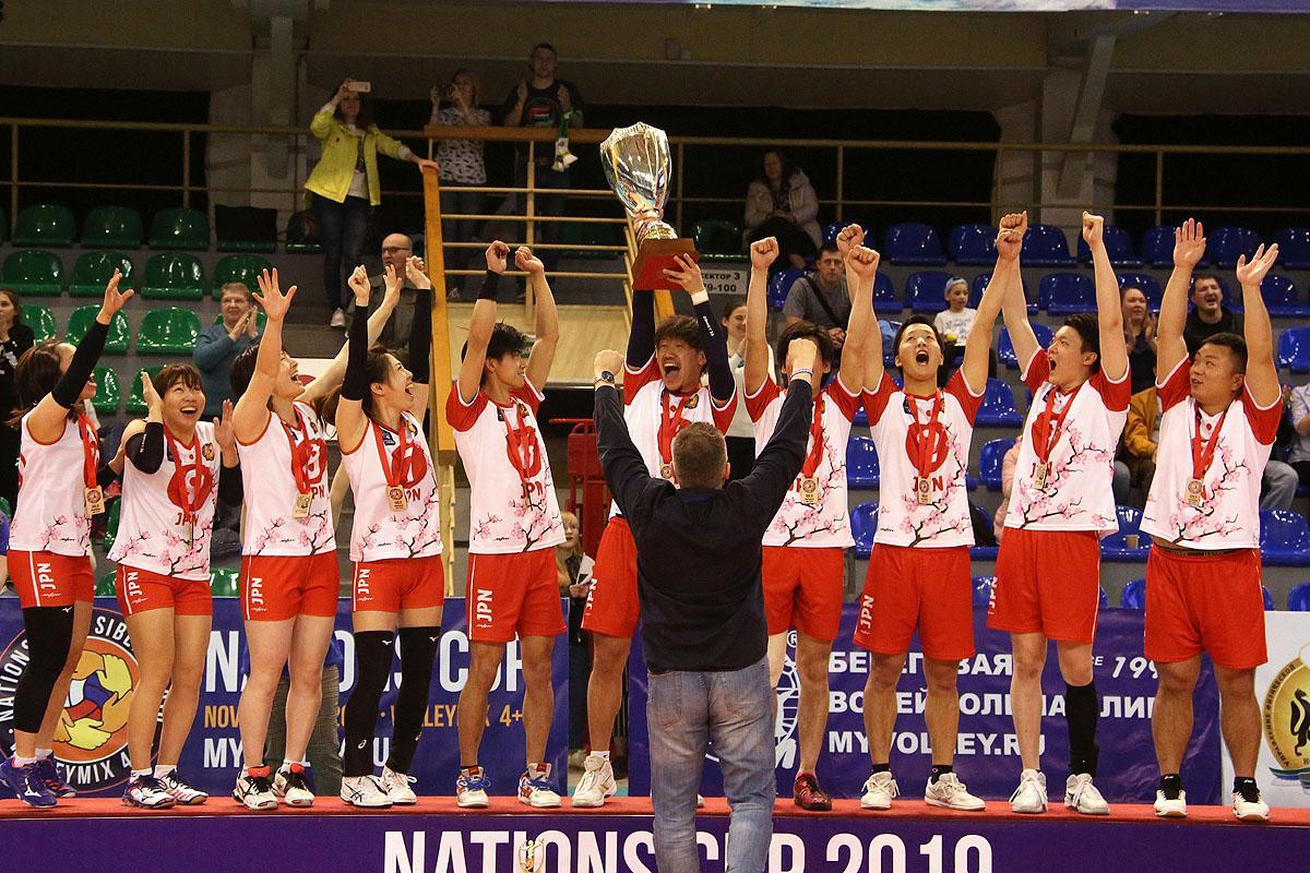 «Кубок наций-2019» по смешанному волейболу