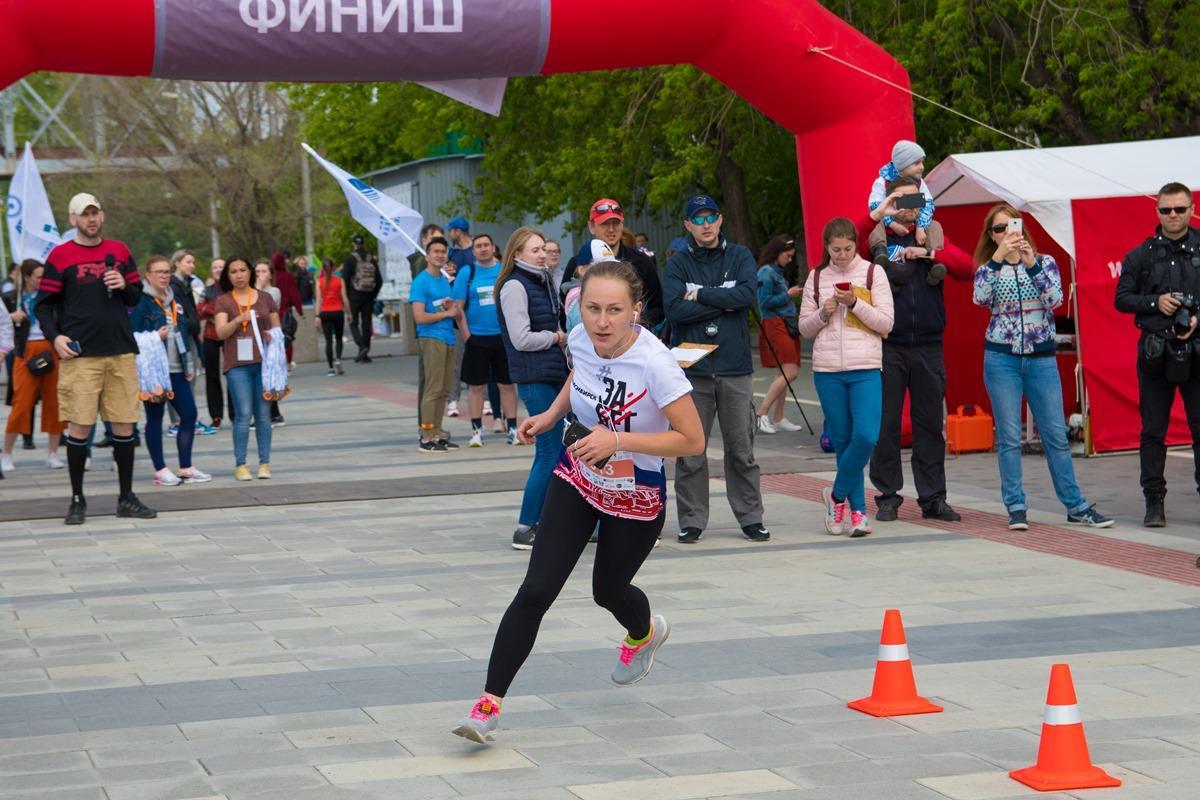 Благотворительный забег Sibir Legal Run