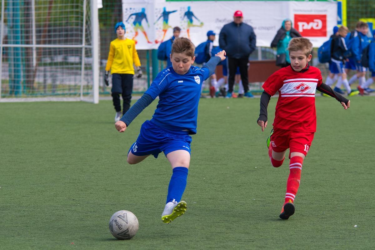 Футбольный фестиваль «Локобол-РЖД»