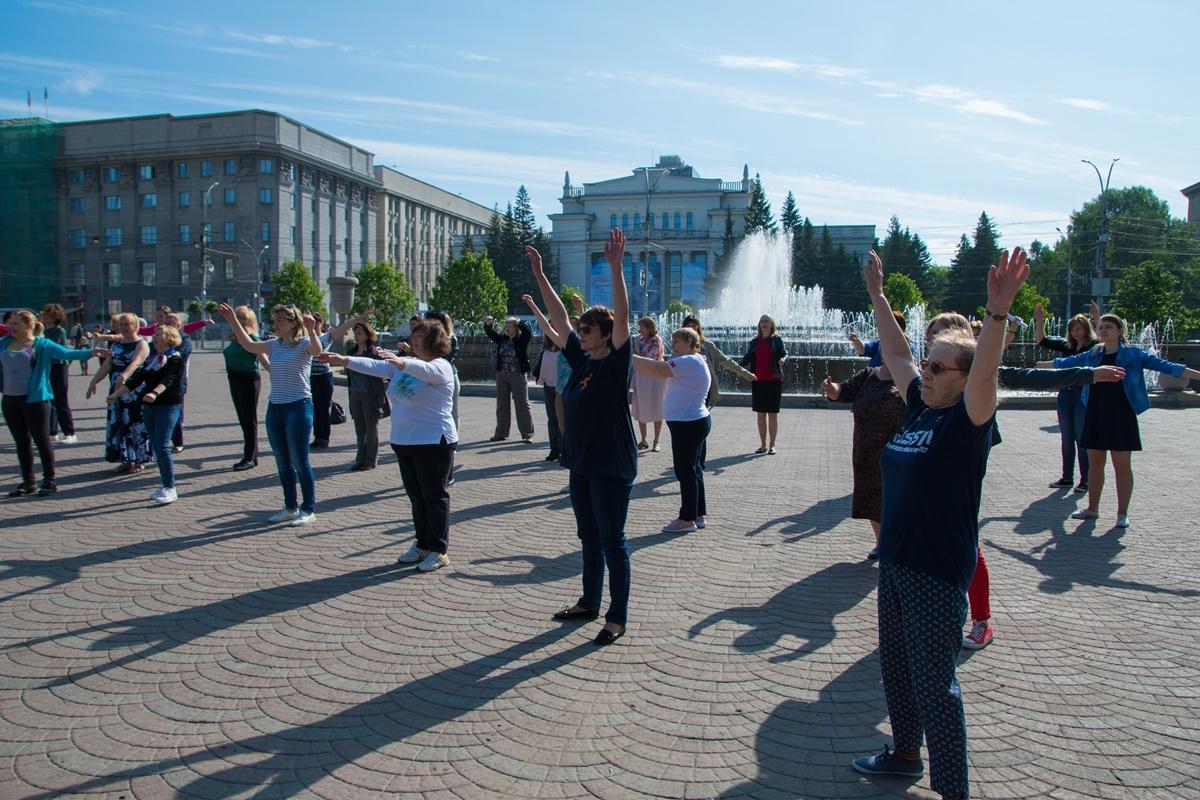 Оздоровительная гимнастика Владимира Ефремова