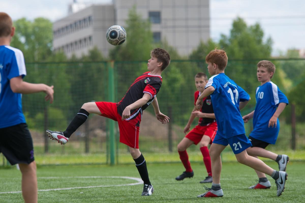 «Кожаный мяч»: предварительные игры городского этапа