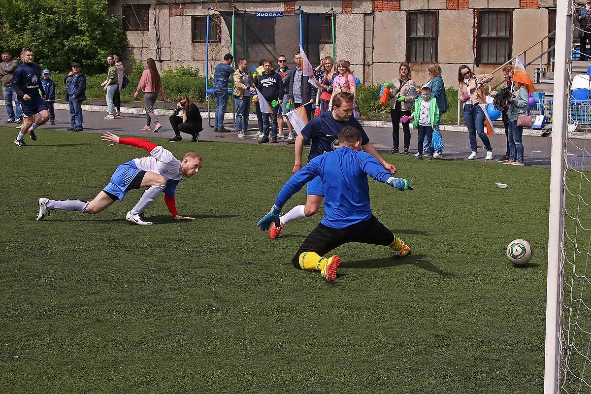 Турнир по мини-футболу среди корпоративных команд