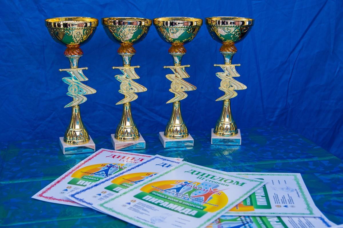 Интегрированный фестиваль по ориентированию «Пирамида»