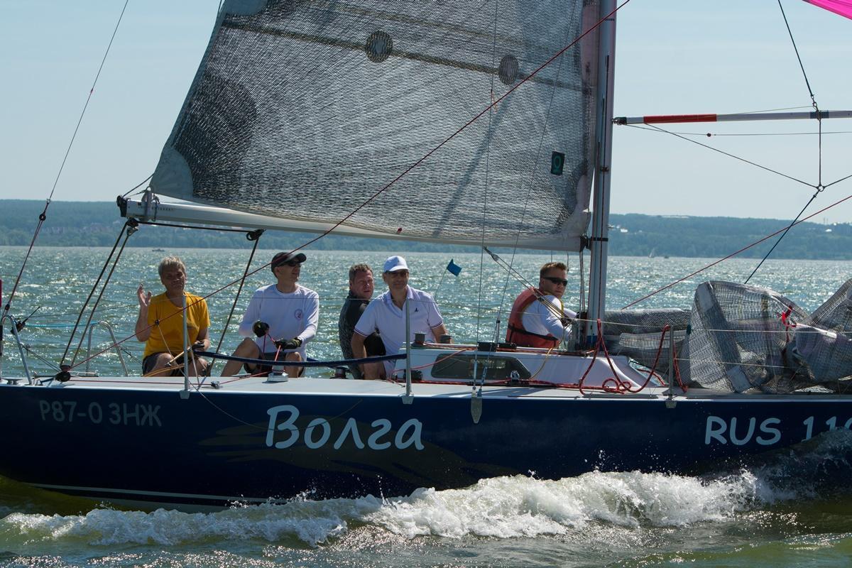Открытый чемпионат города Новосибирска по парусному спорту