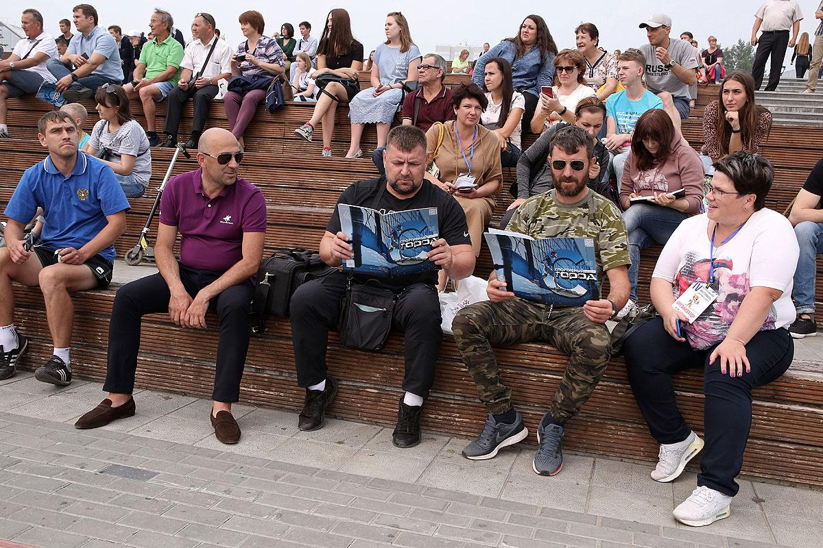 Скиппинг. IV Всероссийский фестиваль дворового спорта