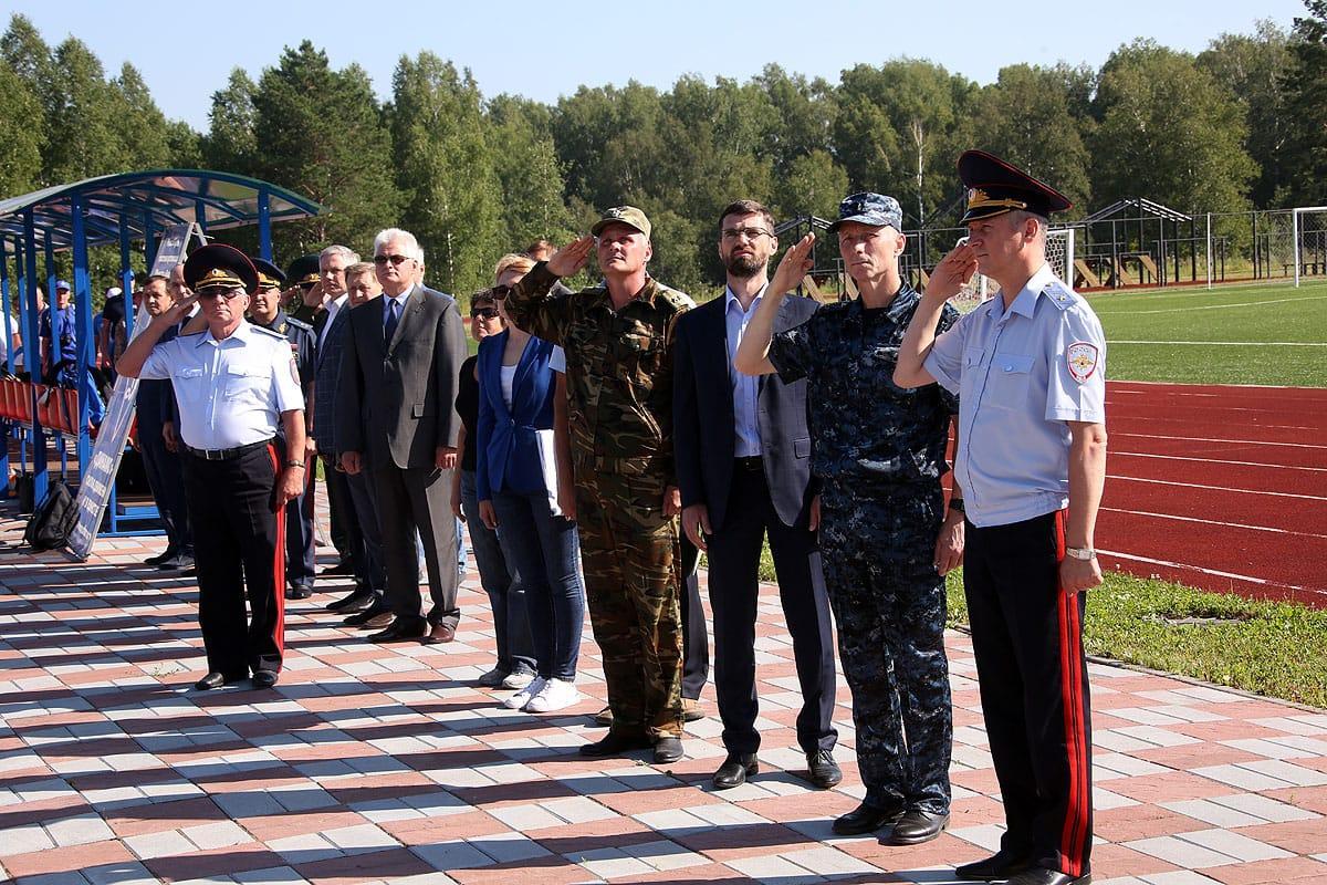 Всероссийские соревнования общества «Динамо» по стрельбе из боевого ручного стрелкового оружия