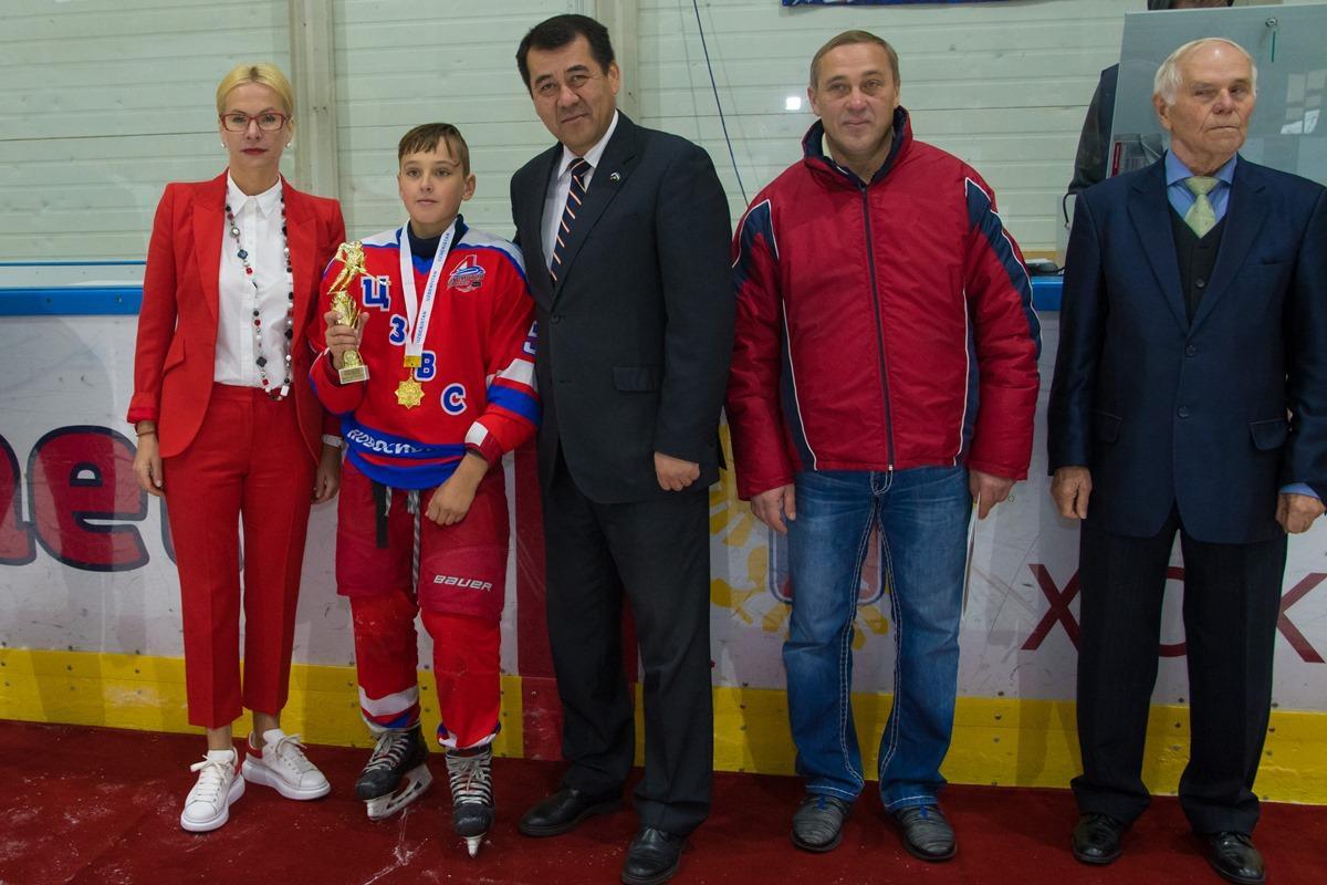 Закрытие серии товарищеских матчей Ташкент - Новосибирск